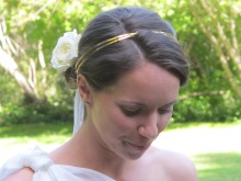 beautiful, thoughtful bride Katina