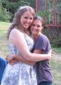 also a bridesmaid, Briahna
