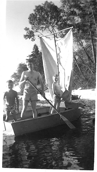 Dabob boat