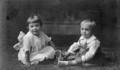 Audrey & Harry Fay Jr. Hubbard
