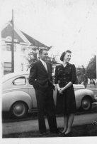 Happy couple, Harry & Ruth