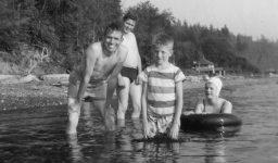 Dabob with Uncle Bob Merrithew
