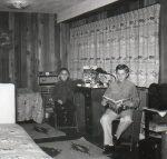 the boys bedroom in Seattle